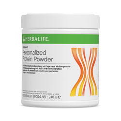 Formule 3 Personalised Protein Powder